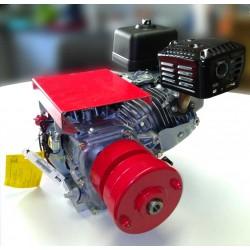 Bloc moteur Honda avec embrayage prêt a monter